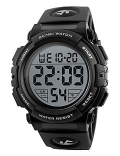 Pánské Sportovní hodinky Hodinky k šatům Chytré hodinky Módní hodinky Náramkové hodinky Unikátní Creative hodinky čínština Digitální LCD