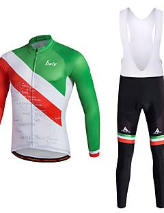 53b46950696c Miloto Αθλητική φανέλα και κολάν ποδηλασίας Ποδήλατο Παντελόνια Φόρμα  Αθλητική μπλούζα Καλσόν Ποδηλασία Bib Καλσόν Σετ
