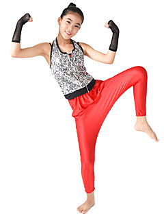 Žene / Dječji-Outfits- zaModerni plesovi(Višebojne,Spandex / Polyester / Šljokičasti,Paillettes / Šljokice)