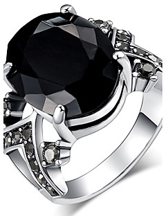 Mulheres Maxi anel Anel Cristal Básico Original Gemas Moda Vintage Estilo Boêmio Personalizado Euramerican Turco Jóias de Luxo Bijuterias