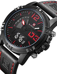 Pánské Sportovní hodinky Vojenské hodinky Hodinky k šatům Módní hodinky Náramkové hodinky Hodinky na běžné nošení Digitální hodinky