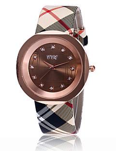 Dámské Hodinky k šatům Módní hodinky Náramkové hodinky Unikátní Creative hodinky Hodinky na běžné nošení čínština Křemenný PU Kapela