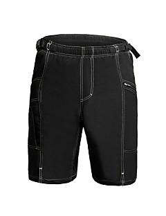 Jaggad Biciklističke kratke hlače s jastučićima Muškarci Bicikl Vrećaste hlače Donji Ποδηλασία Spandex 100% poliester Jednobojni Brdski