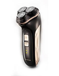 Máquinas de barbear eléctricas Homens e Mulheres Rosto 220V Impermeável Leve Lavável Destacável Design fino Design Portátil Leve e