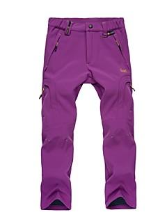 Mulheres A Prova de Vento Vestível Respirabilidade Esticar Calças para Caça Equitação Alpinismo Campismo Esportes de Neve M L XL XXL XXXL