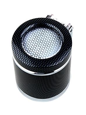 mini bil bærbare cigaret røgfri askebæger med LED lys-lp-083