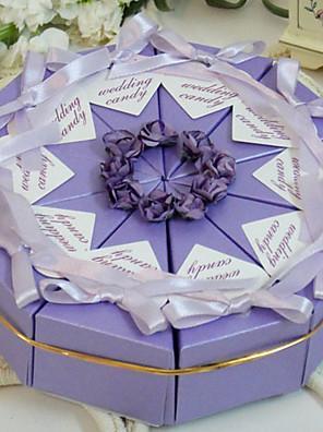 lila sütemény javára doboz (10 db)