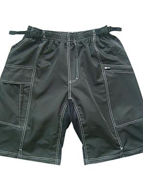 JAGGAD® Shorts para Ciclismo Homens Moto Respirável / Secagem Rápida / Tiras RefletorasShorts largos / Shorts / Shorts Acolchoados /