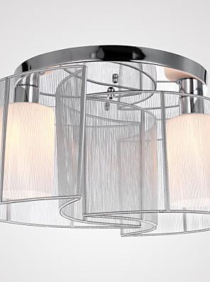 Max 40W Mennyezeti lámpa ,  Modern/kortárs Króm Funkció for Mini stílus Fém Hálószoba / Dolgozószoba/Iroda / Folyosó