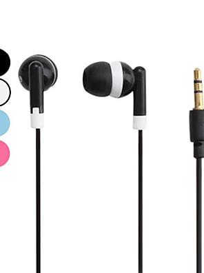 hoofdtelefoon 3.5mm in-ear stereo muziek voor iPhone 6 / iphone 6 plus (verschillende kleuren)