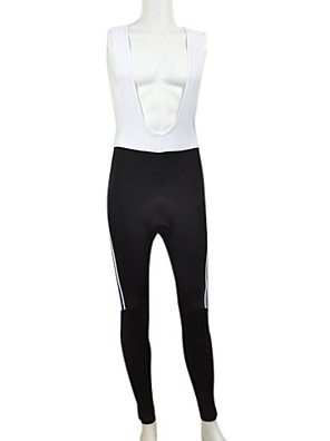 KOOPLUS® Bretelle com Calça Homens Moto Respirável / Secagem Rápida / Vestível / Bolso Traseiro / Tiras RefletorasCalções Bibes / Calças