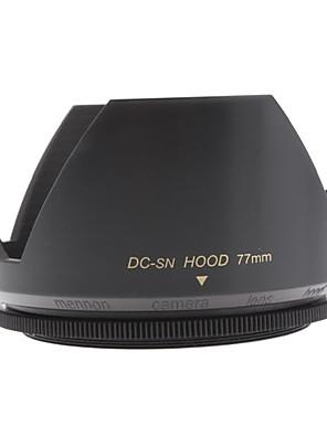 Mennon 77mm modlysblænde til Digitalkamera Objektiver 16mm +, Film objektiver 28mm +