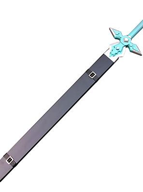 cosplay svärd inspirerad av svärd konst på nätet kirito vit svärd mörk repulsor