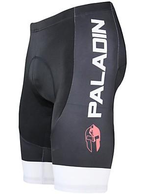 PALADIN® Cyklošortky se sedlem Pánské Prodyšné / Odolný vůči UV záření / 3D Pad Jezdit na koleKraťasy / Kraťasy podšité / Spodní část