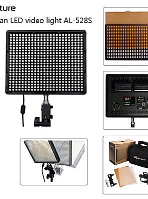 Aputure amaran al-528s LED verlichting digitale video verlichting voor canon / nikon / sony F926 (ons standaard)