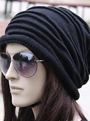 Unisex Bavlna Vintage / Pracovní / Na běžné nošení Zima Zvonovitý klobouk