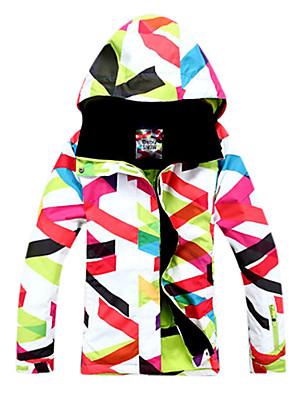 Esterno Per donna Giacche da sci/snowboard / Giacca da donna / Giacca invernale Sci / Skate / Sport da neve / SnowboardImpermeabile /
