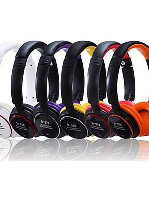 4.0 streo sem fio Bluetooth b370 sobre headset orelha com mircophone oi-fi para smartphone iPhone