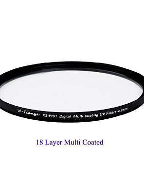 מסנן UV מוטי ציפוי דיגיטלי uv XS-Pro1 הדק במיוחד mc 40.5mm Tianya עבור sony a5100 a6000 a5000 NEX-5R 5T 16-50 עדשה