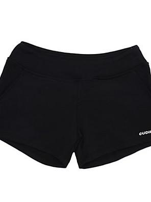 Corrida Calças / Shorts / Fundos Mulheres Respirável / Antibacteriano Algodão Ioga / Exercicio e Fitness / Esportes Relaxantes OUDIKE
