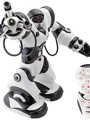 fjernbetjening roboactor menneskelignende intelligent programmerbar stemmestyring robot legetøj for børn og gave