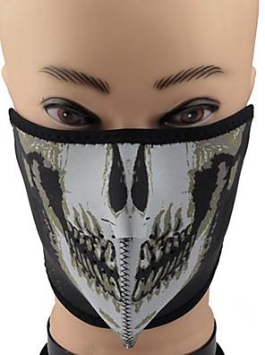 Kolo/Cyklistika Face Mask Unisex Nylon / Polyester Módní / LebkyOutdoor a turistika / Lov / Volnočasové sporty / Cyklistika/Kolo /