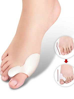 1 paar grote teen afscheiders nail art gereedschap&voettype correctie gereedschap