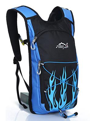 12 L Pacotes de Mochilas / Ciclismo Mochila / Gym BagAcampar e Caminhar / Pesca / Montanhismo / Fitness / Natação / Esportes de Lazer /