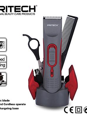 גוזם pritech מקצועי גוזז שיער חשמלי שיער לגברים או תינוק שיער כלי חיתוך Baber המכונה