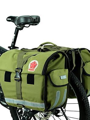 ROSWHEEL® Cyklistická taška 45LKufr na kola/Brašna na koš Voděodolný / Voděodolný zip / Odolný proti vlhkosti / Nositelný Taška na kolo