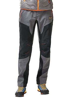 Pánské Kalhoty / Spodní část oděvu Outdoor a turistika / Volnočasové sportyVoděodolný / Prodyšné / Zahřívací / Anatomický design /