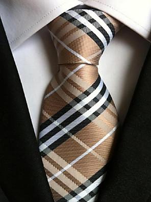 Muž Polyester Vintage / Roztomilý / Party / Pracovní / Na běžné nošení Kravata