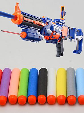 100 Stück 7.2cm Nerf N-Strike Elite Amoklauf Retaliator Serie Blaster nachfüllen Clip Darts weiche Kugel