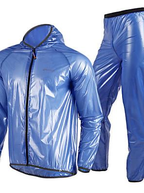 NUCKILY® Cyklo bunda a kalhoty Dámské / Unisex Dlouhé rukávy Jezdit na koleVoděodolný / Prodyšné / Rychleschnoucí / Větruvzdorné /