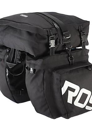 ROSWHEEL® Bolsa de Bicicleta 30LMala para Bagageiro de Bicicleta/Alforje para Bicicleta Multifuncional Bolsa de Bicicleta NailomBolsa de
