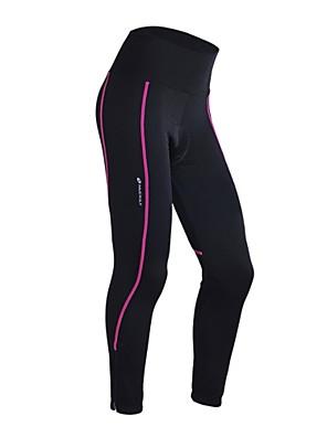 NUCKILY® Cyklo kalhoty DámskéProdyšné / Zahřívací / Rychleschnoucí / Větruvzdorné / Anatomický design / Odolný vůči UV záření /
