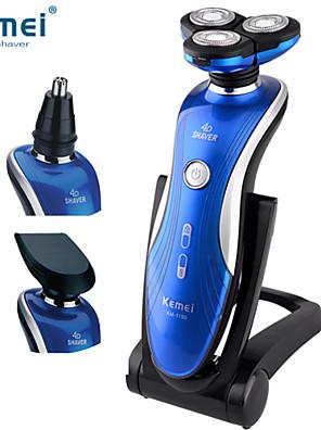 Elektrický holící strojek Muži Face Elektrický / Rotační holící strojek / Příslušenství k holicím strojkůmVoděodolný / Mokré / suché