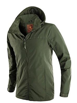Turistika sako / Softshellové bundy / Vrchní část oděvu PánskéVoděodolný / Prodyšné / Odolný vůči UV záření / Rychleschnoucí / Odolné
