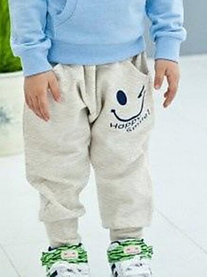 Boy's Cotton Pants,Spring / Fall