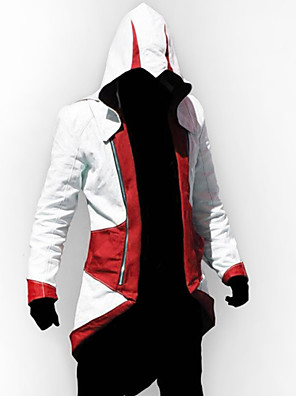Fantasia de Cosplay do Jogo de Vídeo Game Assassin's Creed