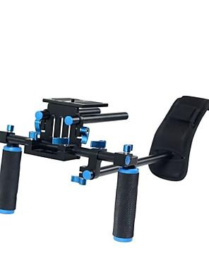 כתף רב תכליתית פריקה DSLR אסדת yelangu® עבור מצלמת ה- DV ו DSLR