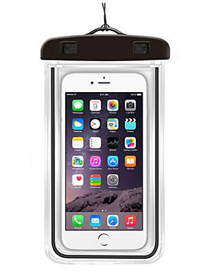 Tørposer / vandtæt pung / Tørre Boxes Unisex Vandtæt / Touch Screen / Reflekser / Selvlysende / MobiltelefonSurfing / Dykning og