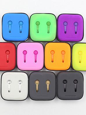 3,5 mm sluchátka pro iPhone 6s iPhone 6 plus iPhone 5S / 5 a jinými mobilními (barvách)