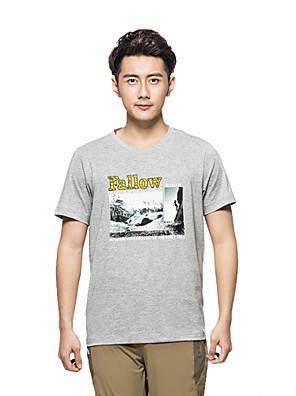 Homens CamisetaIoga / Acampar e Caminhar / Taekwondo / Boxe / Caça / Pesca / Alpinismo / Exercicio e Fitness / Golfe / Corridas /