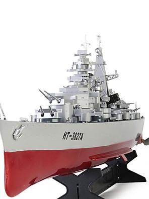 HT HengTai 3827A 1:10 RC Hajó Kefe nélküli elektromotor 2ch