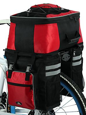 ROSWHEEL® תיק אופניים 68Lתיקים למטען האופניים עמיד למים / חסין זעזועים / ניתן ללבישה תיק אופניים פי וי סי / בד / פוליאסטר 1680Dתיק