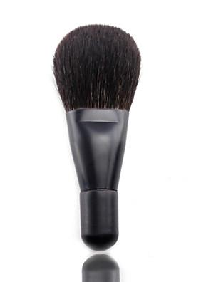 1 Pincel para Pó Escova de Cabelo de Cabra Profissional Madeira Rosto ENERGIA