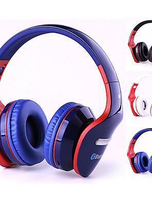 相田は、ワイヤレスステレオのBluetoothヘッドフォンは、ヘッドセットのサポートSD TFのFMラジオの音楽携帯電話の通話をヘッドバンドbt808