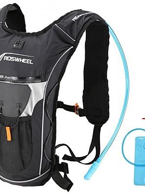 Cyklistická taška 4LLahev na vodu a hydratační balíček / batoh Voděodolný / Odolné vůči šokům / Nositelný / Multifunkční Taška na koloPVC