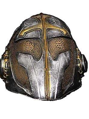 Maska cosplay Festival/Svátek Halloweenské kostýmy Hnědá Jednobarevné Maska Halloween Unisex
